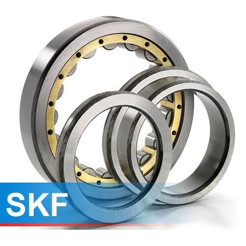 NUP215ECM/C3 SKF Cylindrical Roller Bearing 75x130x25 (mm)