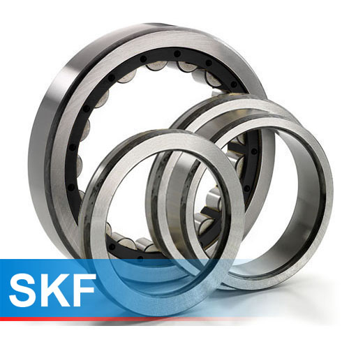 NUP207ECP/C3 SKF Cylindrical Roller Bearing 35x72x17 (mm)
