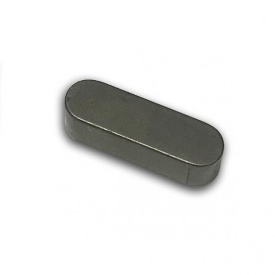 Rounded Key 5x5x15mm