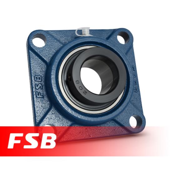 SAF204 FSB Self Lube 4 Bolt Flange Unit 20mm Shaft (SF20EC)