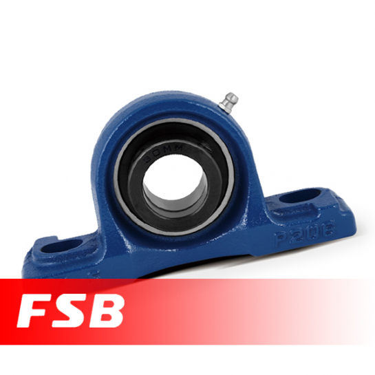 SAP201 FSB Self Lube 2 Bolt Pillow Block 12mm Shaft (NP12EC)