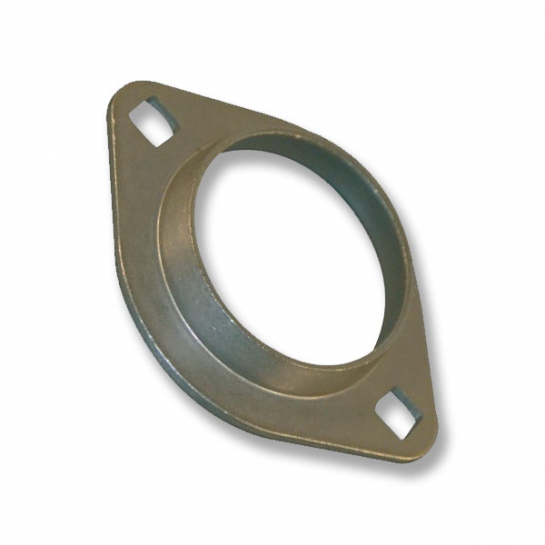 FLAN72-MST INA Flanged housing 71.95x100x122mm