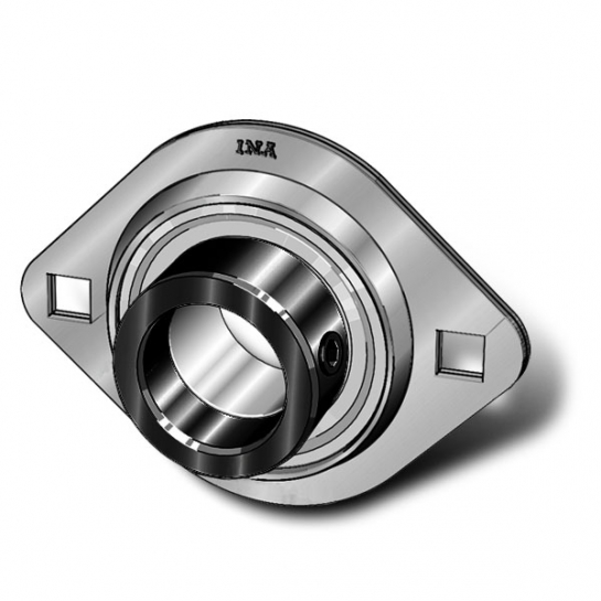 RAT30 INA Flanged housing unit