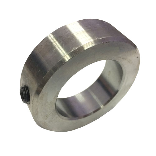 16mm Solid STAINLESS Shaft Collar with Grub Screw
