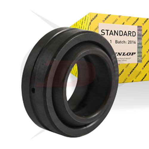 GEH45ES 2RS Dunlop Spherical Plain Bearing 45x75x43/28mm