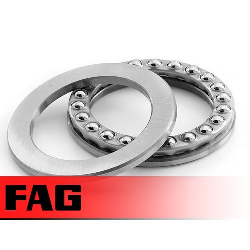 51100 FAG Single Direction Thrust Bearing 10x24x9mm