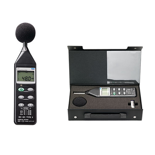 TMSP1 SKF Sound Pressure Meter