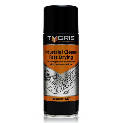 Tygris R207 Industrial Fast Drying Cleaner