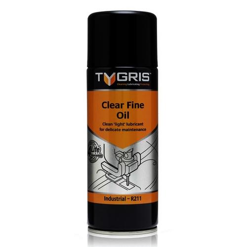 Tygris R211 Clear Fine Oil