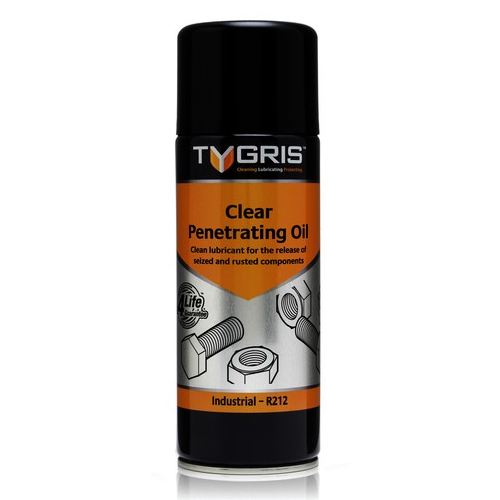 Tygris R212 Clear Penetrating Oil