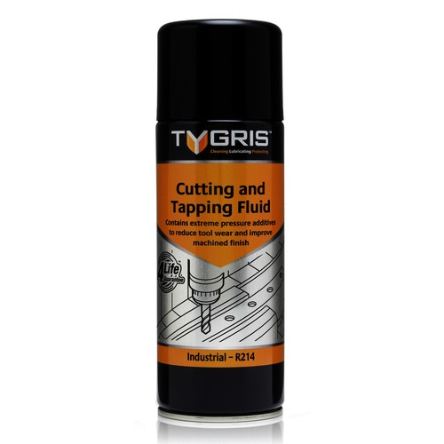 Tygris R214 Cutting & Tapping