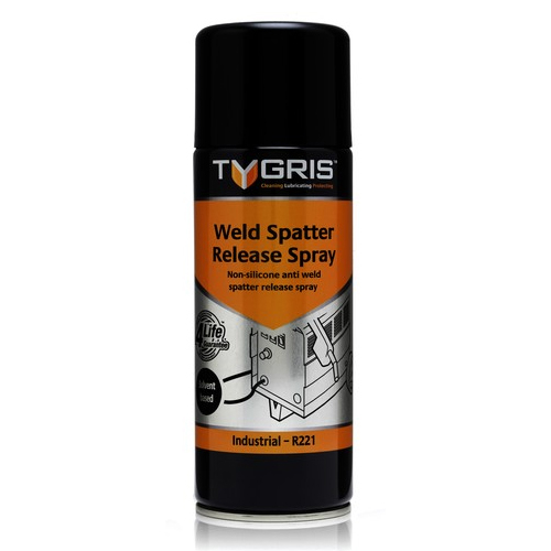 Tygris R221 Weld Spatter Release