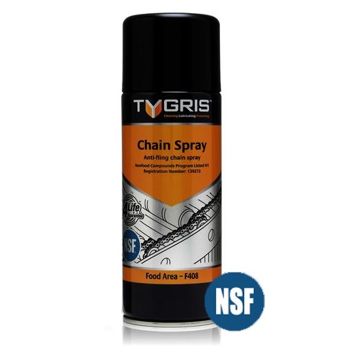 Tygris F408 Food Area Chain Spray