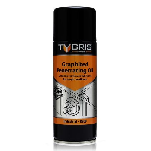 Tygris R209 Graphited Penetrating Oil