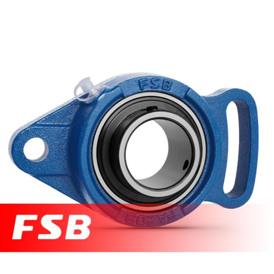 "UCFA204-12 FSB Self Lube 2 Bolt Adjustable Flange Unit 3/4"" Shaft"