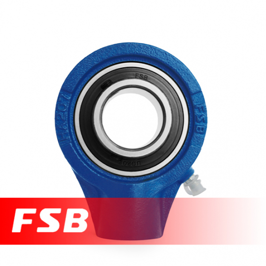 "UCHA206-18 FSB Self Lube Screw Conveyor Hanger Unit 1.1/8"" Shaft"