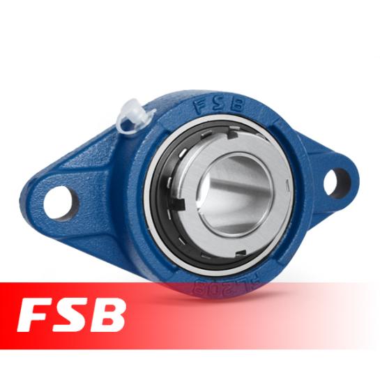 UKFL205 FSB Self Lube 2 Bolt Flange Unit 20mm Shaft (SFT1025-20K)