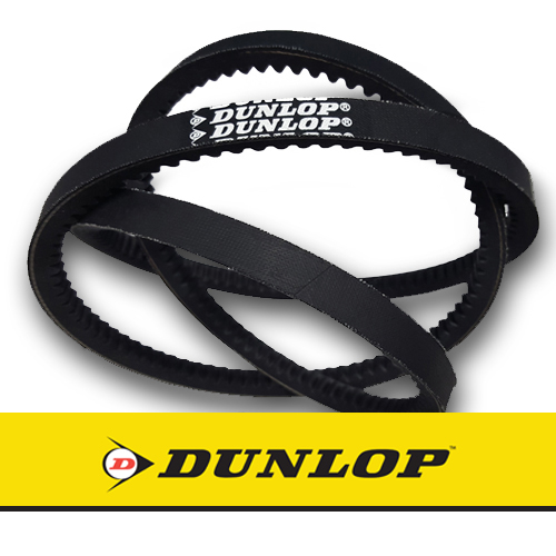 XPA1407 (12.7x1407 Lp) Dunlop Cogged (CRE) SPAX Section Wedge Belt - 1362mm Inside Length
