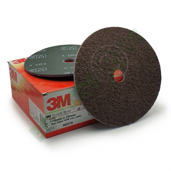 3M A-CRS Surface conditioning Disc SE-DB 178x22mm PK10