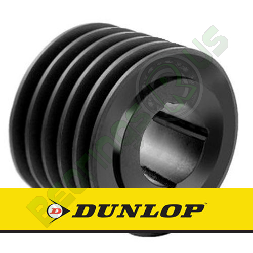 SPA125X5 Vee Belt Pulley - SPA Section 5 Groove - Taper Bush 2012