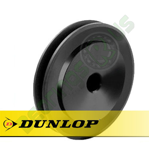 SPA75X1 Vee Belt Pulley - SPA Section 1 Groove - Pilot Bore