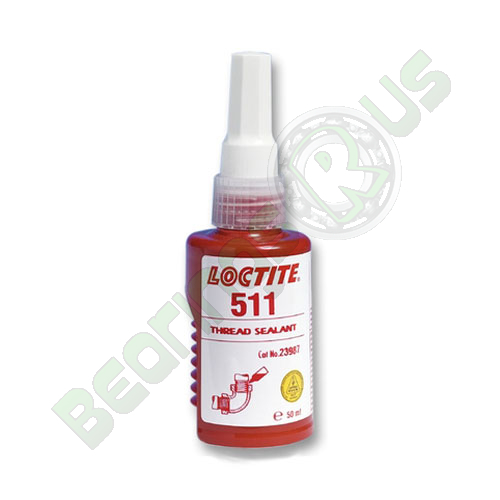 Loctite 511 - Low Strength Fast Cure Pipeseal 250ml