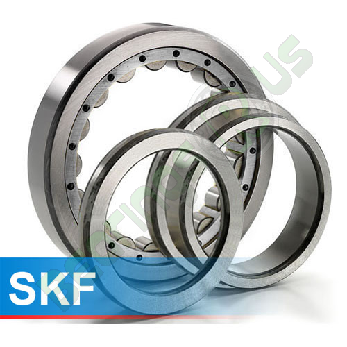 NUP210ECJ SKF Cylindrical Roller Bearing 50x90x20 (mm)