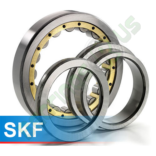NUP218ECM/C4 SKF Cylindrical Roller Bearing 90x160x30 (mm)