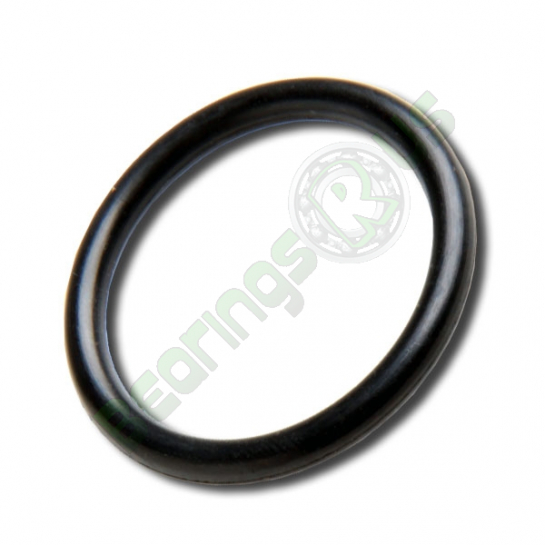 """BS204 Imperial Nitrile O-Ring 3/8"""" I/D x 1/8"""" Section"""