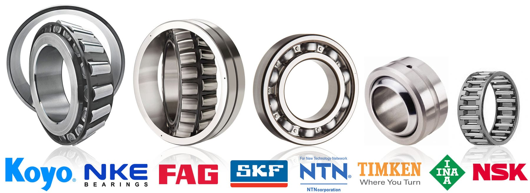 Bearings, Deep Groove, Automotive, Adapter Sleeve