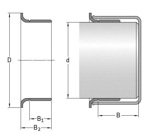 99103 SKF Speedi Sleeve For 26.00mm/1.024