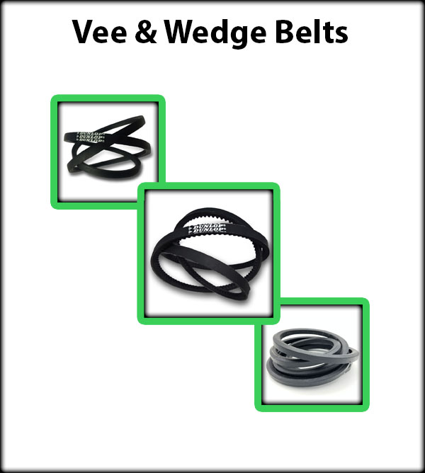Vee and Wedge Belts Catalogue