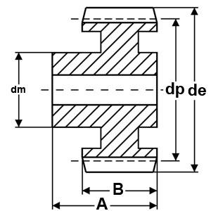 Spur Gear Diagram